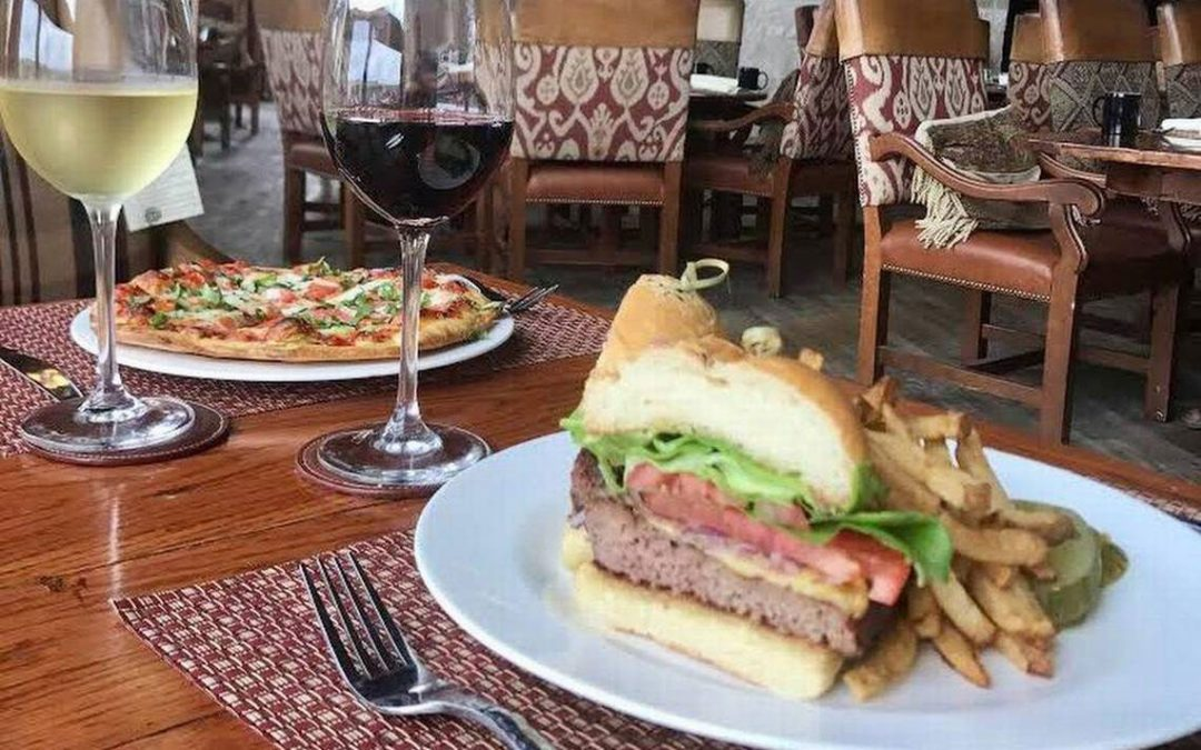 The Residences at Rough Creek Lodge Dining