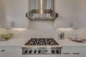 The Residences at Rough Creek Lodge Kitchen Model Home For Sale