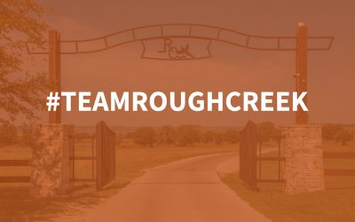 #TeamRoughCreek: Paul Boccafogli and Julie Davidson