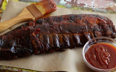 Recipe: Ultimate Barbecued RIbs